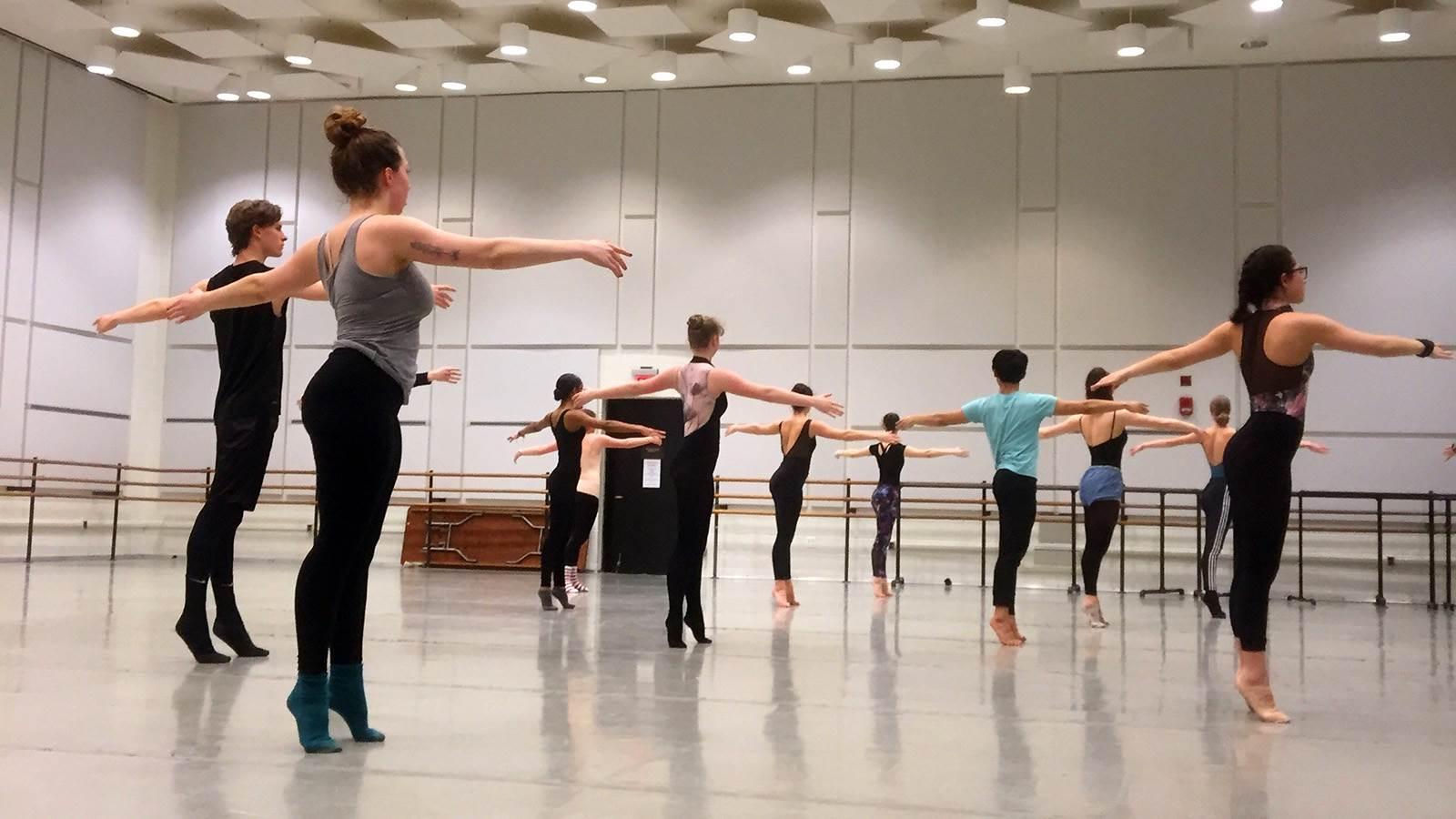 Contemporary Dance Class Series | Kennedy Center