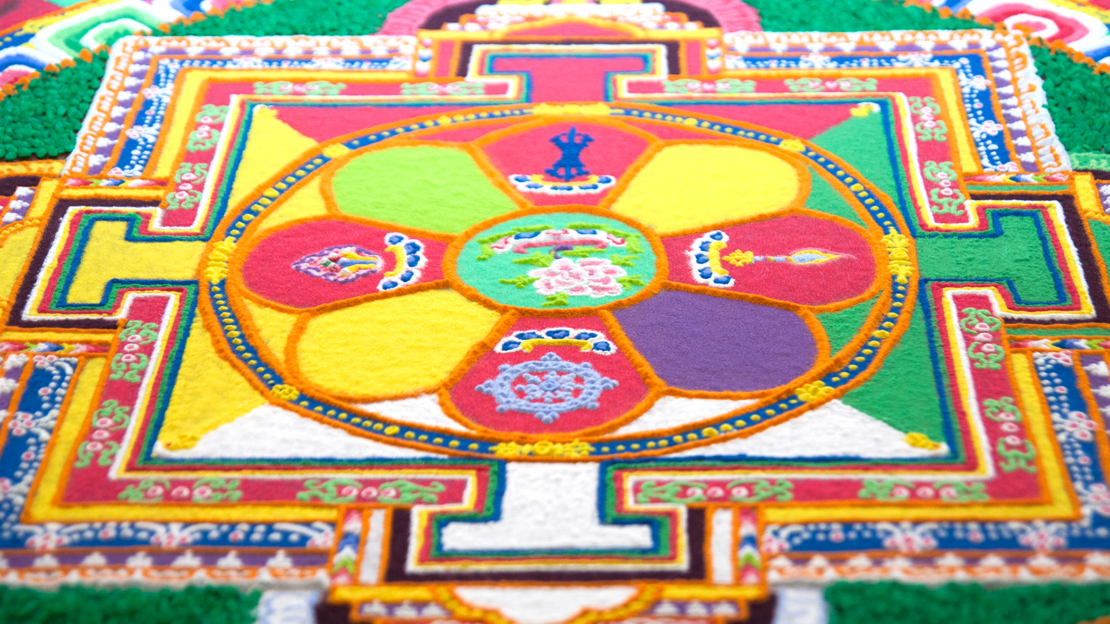 Mandalas Polygons And Symmetry