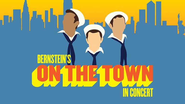 <p>NSO Pops: Bernstein&rsquo;s <em>On the Town</em></p>