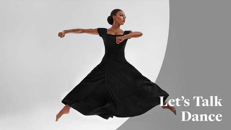 <p>Let's Talk Dance: Martha Graham, Women in Dance, and Dance as Activism</p>