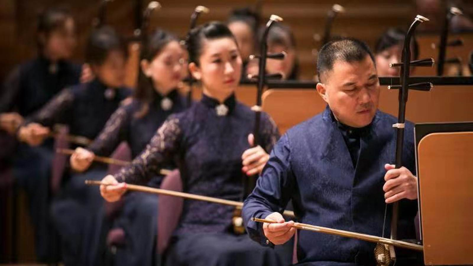 The Shanghai Chinese Orchestra